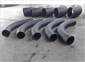 Carbon Steel Bends | Piggable Bends Manufacturer