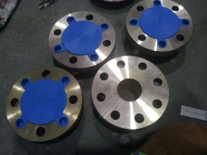 CUNI 90/10, 70/30 Copper Nickel Flanges Manufacturer, Supplier, Exporter