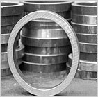 Stainless Steel / Aluminium Cut to Size Plate Rings, Forged Rings Manufacturer