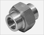 Socket Weld Union - Socket Weld Pipe Fittings Manufacturer