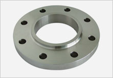 Stainless Steel Slip-On (SO) Flange