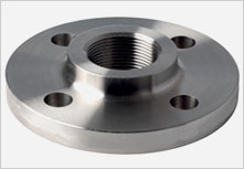 Stainless Steel Threaded Flange - Threaded Flanges Manufacturer
