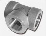Threaded-Tee - Threaded Pipe Fittings Manufacturer