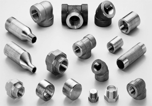 A182 Stainless Steel Forged Fittings Manufacturer in India - Forged Elbow, Tee, Reducer, Coupling, Cap, Plugs, Bushing, Reducer Insert, Street Elbows, Boss