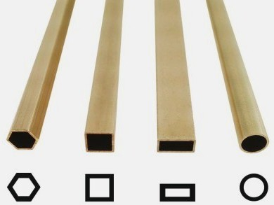 Brass Pipes/Tubes Manufacturer and Exporter - ROund Tubing, Square Tubes, Hexagonal Brass Tubes