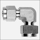 Elbow Union - Stainless Steel Ferrule Fittings Manufacturer in India