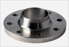 Stainless Steel Weld Neck (WN) Flange