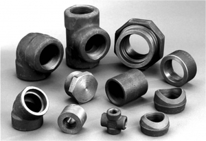 A105/A105N Forged Fittings Manufacturer in India - Forged Elbow, Forged Tee, Forged Reducer, Coupling, Forged Cap, Forged Plugs, Bushing, Reducer Insert, Street Elbows, Boss
