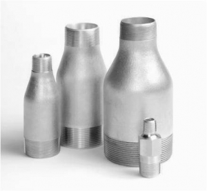 Swage Nipples Manufacturer in India - Concentric/Eccentric Swage Nipples, Threaded Swage Nipples, Stainless Steel, Carbon Steel, Alloy Steel, Low Alloy Steel