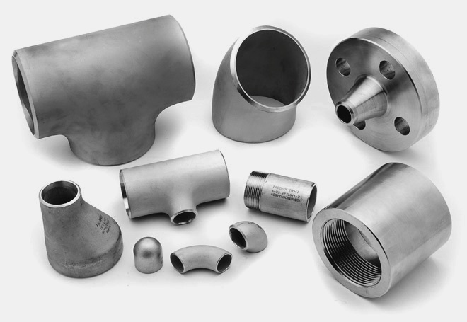 High Quality Stainless Steel Pipe Fittings Manufacturer in Agra