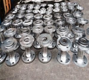 Flexible Hose Pipes with Stainless Steel Flanges Manufacturers, Suppliers, Factory, SS Wire Braided Flexible Hoses