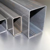 304 Stainless Steel Rectangular Pipes Manufacturers in India