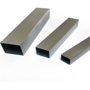 AISI 304 316 Stainless Steel Square Rectangular Pipes