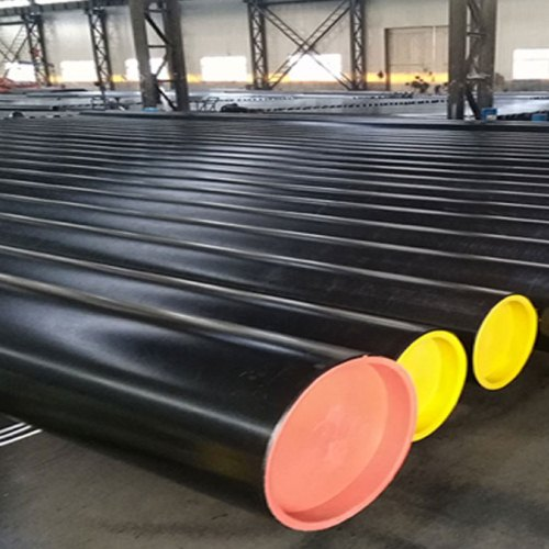 A500 Gr. B Round Steel Pipes Manufacturers and Suplier in Mumbai