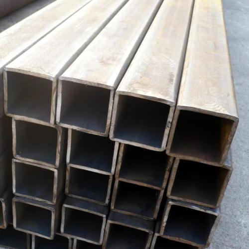 EN 10210-1 GRADE S235JRH Square Structural Hollow Section Pipes Manufacturers and Supplier in Mumbai