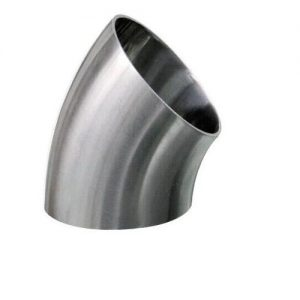 SS 45 Degree Elbow Dealers in India