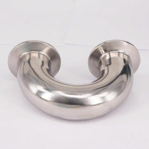 Stainless Steel 180 Degree Elbow Pipes Exporters in India