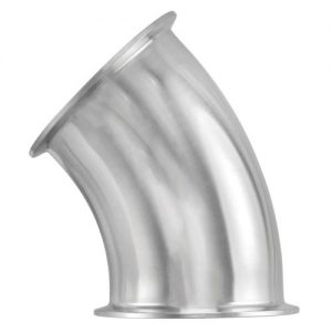 Stainless Steel 45 Degree Elbow Pipes Fitting Manufacturers in India