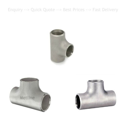 Stainless Steel Reducing Tee Manufacturers and Supplier in Mumbai